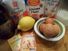 Marion's Kirsch-Kuchen - Rezept