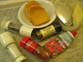 Rezept: Fisch: Winterkabeljau-Filet in Käse-Knusper-Kruste