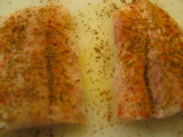 Fisch: Winterkabeljau-Filet in Käse-Knusper-Kruste - Rezept - Bild Nr. 5