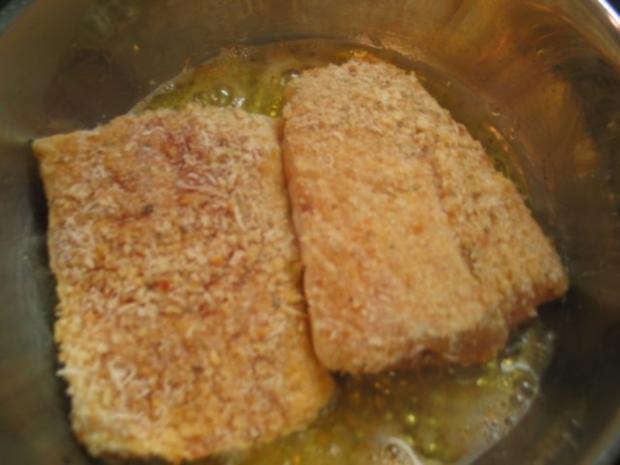 Fisch: Winterkabeljau-Filet in Käse-Knusper-Kruste - Rezept - Bild Nr. 7