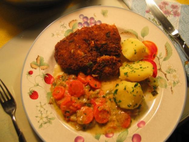 Fisch: Winterkabeljau-Filet in Käse-Knusper-Kruste - Rezept - Bild Nr. 15