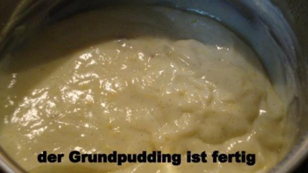 Vanille Pudding  --  BASICS - Rezept - Bild Nr. 5