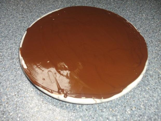 Schokoröllchen für Tortendeko - Rezept - Bild Nr. 2