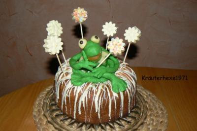 We love Kermit...... - Rezept