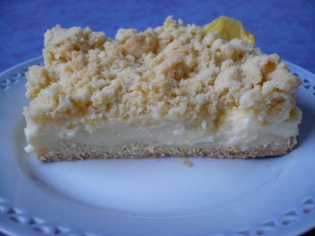 Schmand Streusel Kuchen