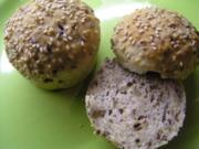 Joghurt- Brötchen aus der Muffinform 6 Stk - Rezept