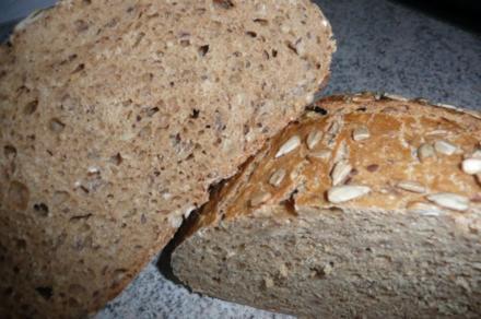 Brot:  Brotbackmischung im Ultra.... gebacken - Rezept
