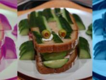 Thunfisch Sandwich mal anders! - Rezept