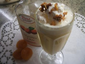 Getränke: Aprikosenmilch - Rezept
