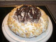 Schoko-Kirsch-Mascarpone-Torte - Rezept