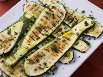 Antipasti mit Zucchini und Auberginen - Rezept - Bild Nr. 2