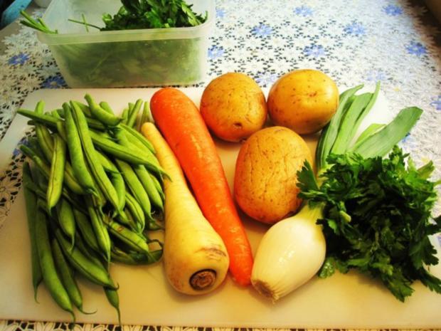 Grüne-Bohnen-Eintopf ... - Rezept - Bild Nr. 3
