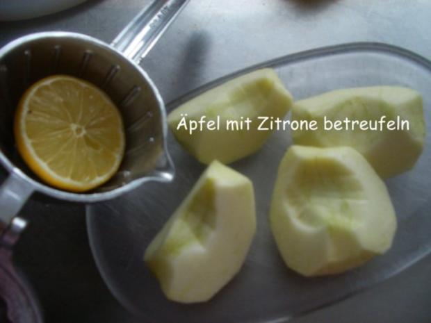 Hähnchenleber auf Feldsalat - Rezept - Bild Nr. 5