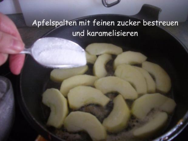 Hähnchenleber auf Feldsalat - Rezept - Bild Nr. 7