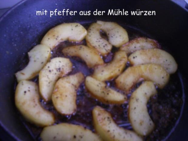 Hähnchenleber auf Feldsalat - Rezept - Bild Nr. 10