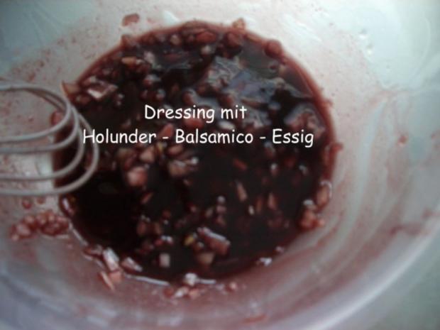 Hähnchenleber auf Feldsalat - Rezept - Bild Nr. 13