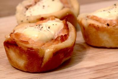 Muffins de luxe - Rezept