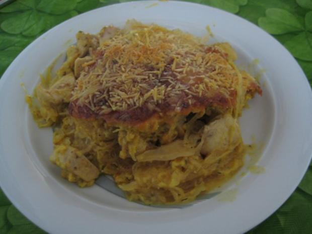 Sauerkraut-Curry-Aauflauf - Rezept - Bild Nr. 2