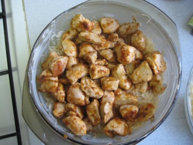 Sauerkraut-Curry-Aauflauf - Rezept - Bild Nr. 5