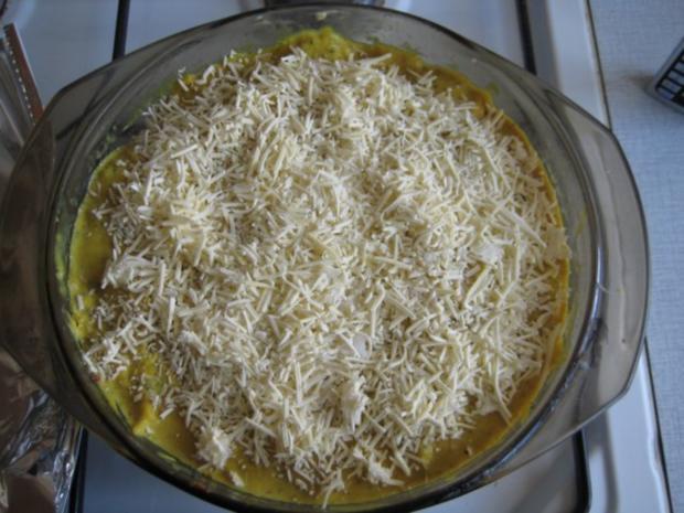 Sauerkraut-Curry-Aauflauf - Rezept - Bild Nr. 8