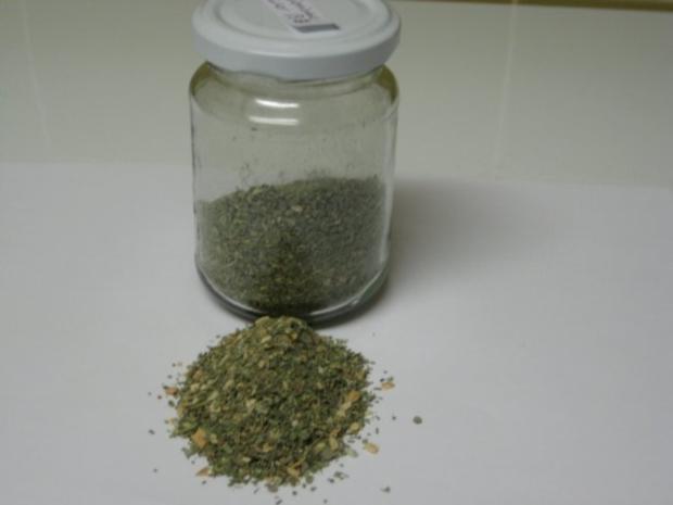 italienische Kräutermischung - Rezept - Bild Nr. 2