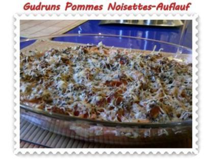 Kartoffeln: Pommes Noisettes-Auflauf - Rezept