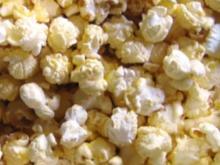Popcorn-Bällchen - Rezept
