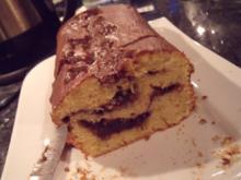 Eierlikör-Pflaumenmus-Kuchen - Rezept