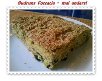 Brot: Foccacia - mal anders! - Rezept