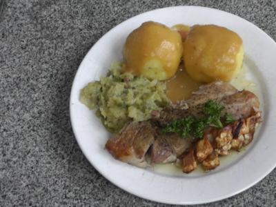 Fränkisches Schäufele - Rezept