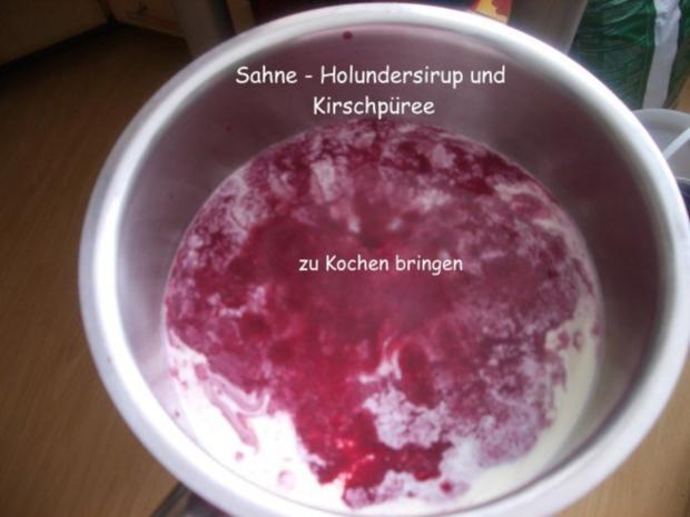 Kirsch - Panna cotta - Rezept - Bild Nr. 3