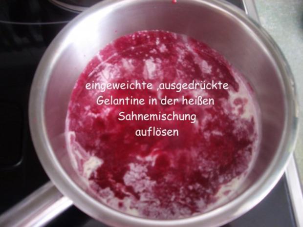Kirsch - Panna cotta - Rezept - Bild Nr. 4