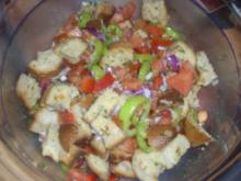 Brot-Salat - Rezept