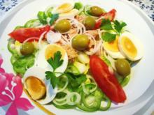 """Großer Salat zum """"Sattwerden"""" ... - Rezept"""
