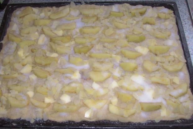 Ruck-Zuck-Apfelbutterkuchen mit Zimt - Rezept - Bild Nr. 8