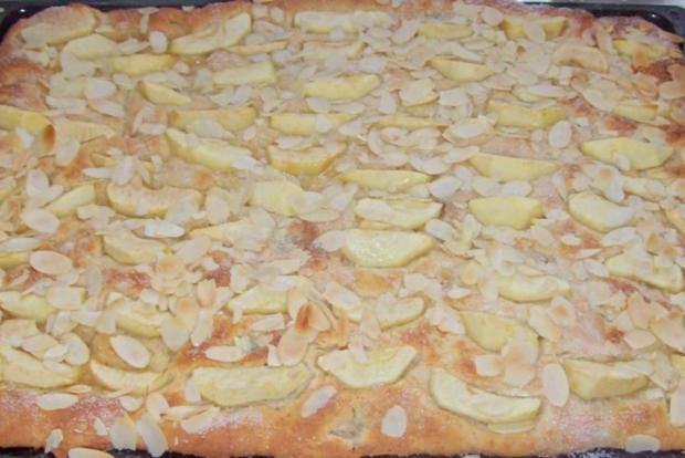 Ruck-Zuck-Apfelbutterkuchen mit Zimt - Rezept - Bild Nr. 9