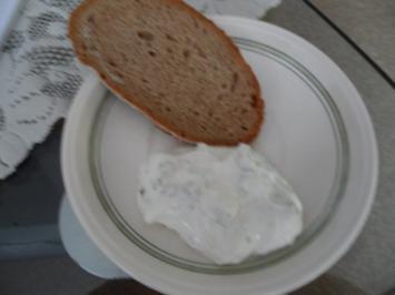 selbstgemachter Kräuterquark - Rezept