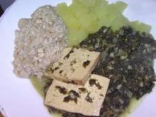 Vegi-Pinkel zu Grünkohl - Rezept