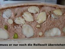 Schoko-Nuß Nougat ( Torrone ) - Rezept