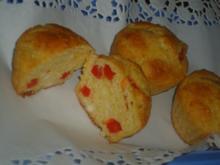 Mais - Muffins - Rezept