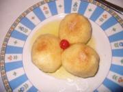 süße Kartoffelklöße - Rezept