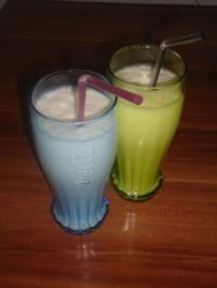 Ananas-Kokos-Shake - Rezept