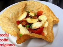 Gnocchi di Ricotta-Parmigiano Pomodoro - Rezept