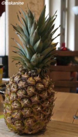 Ananas-Blutorangen-Konfitüre - Rezept - Bild Nr. 2