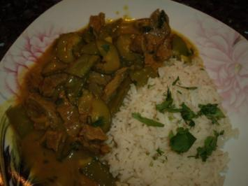Thai-Rinder-Curry - Rezept