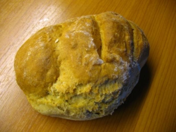 Joghurtbrot ohne Hefe   1 Laib oder Brötchen - Rezept
