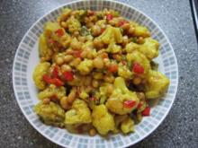 Chakalaka-Salat - Grüße aus Südafrika - Rezept