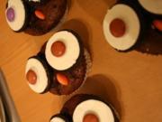 Eulen-Muffins - Rezept
