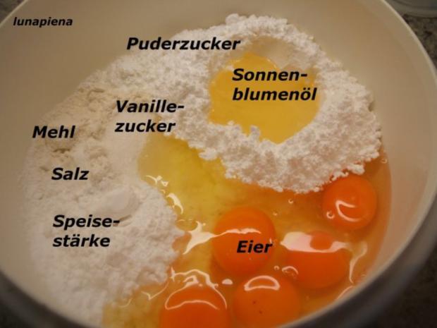 Backen: Eierlikörkuchen mit Schokoladenstückchen - Rezept - Bild Nr. 3