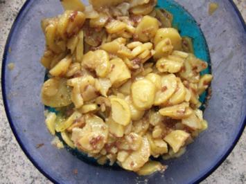 Kartoffelsalat 32. Dieter´s Art - Rezept